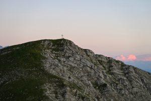 Bergfreund am Friederspitz