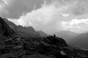 Aussicht auf die Urner Alpen