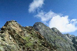 Am Südgrat zur Hohen Villerspitze