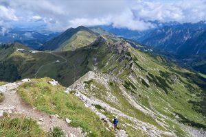 Die Walser Hammerspitze ist erreicht.