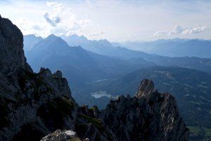 Gipfelblick zur Viererspitze