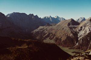 Traumhafter Karwendelblick
