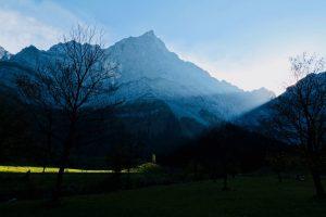 Spritzkarspitze im Sonnenstein