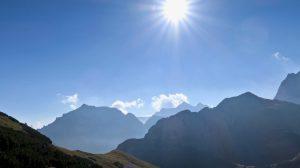 Karwendel-Silhouetten