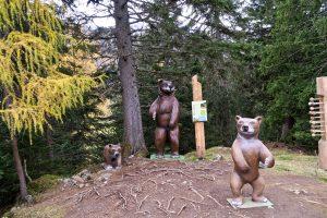 Die letzten Bären am Bärdenbad