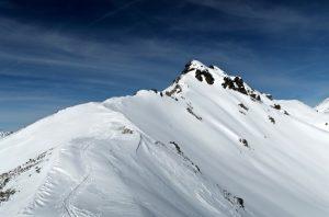Gipfelaufbau der Eiskarspitze