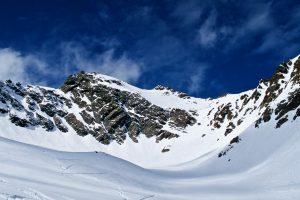 Steil geht es hinauf zum Gleirscher Fernerkogel.