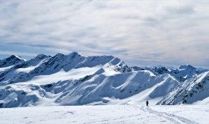 So viel Platz für schöne Skitouren!