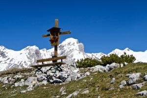 Gipfelbank der Wildangerspitze