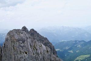 Gipfel Vordere Goinger Halt