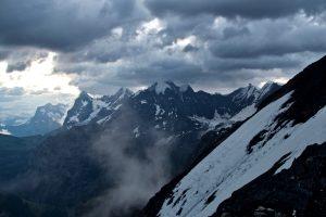 Eiger, Mönch, Jungfrau