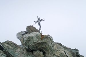 La Ruinette Gipfelkreuz