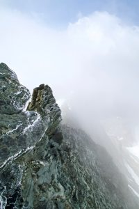 La Ruinette Gipfelgrat