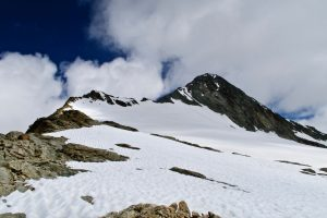 La Ruinette Gipfelaufbau