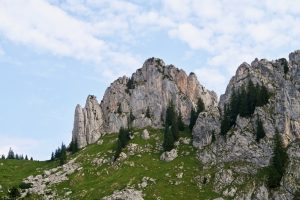 Plankenstein Südwand