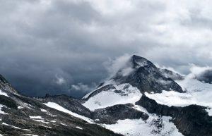 Wolken am Großen Geiger