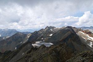 Gipfelaussicht Rotgrubenspitze