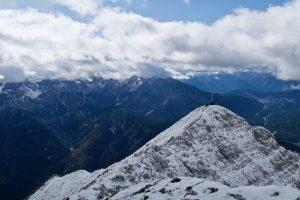 Gipfel Brunnensteinspitze