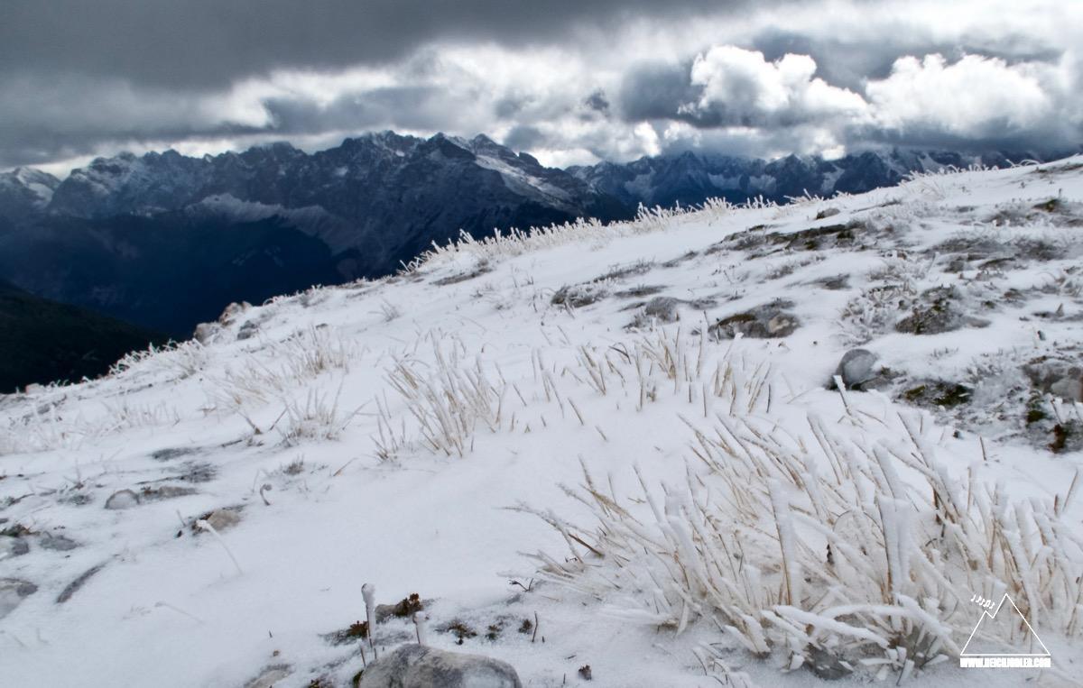 Winterliches Karwendel