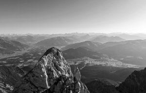 Vordere Karlspitze Ausblick