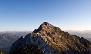 Vordere Karlspitze Gipfel