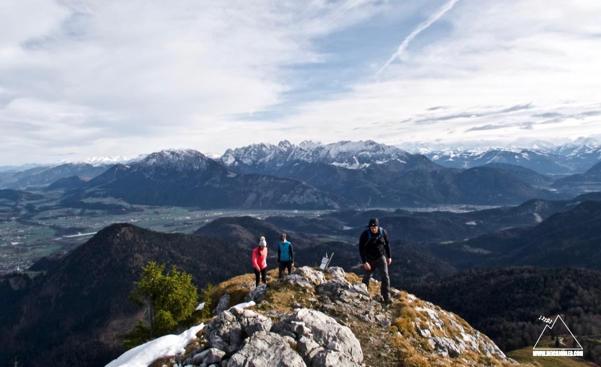 Aussicht Brünnstein
