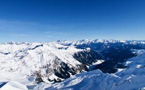 Gipfelblick nach Sterzing