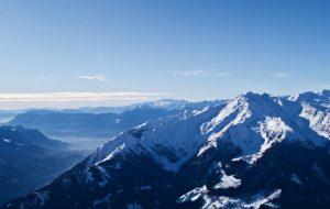 Gipfelblick nach Meran