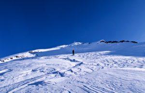 Gipfel Gürtelspitze
