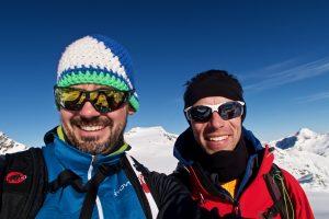 Gipfel Hofmannspitze
