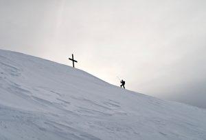 Kolbenspitze Gipfelkreuz