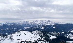 Gipfelblick Sonntagshorn