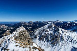 Gipfelkreuz Ponten