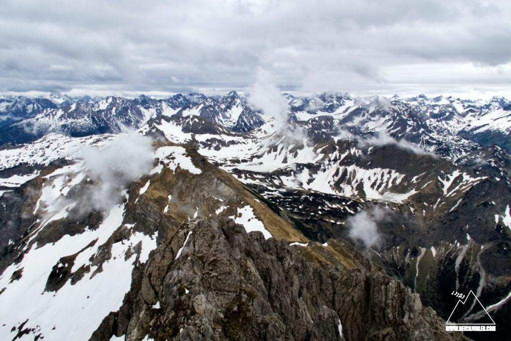 Rauhhorn Gipfelblick