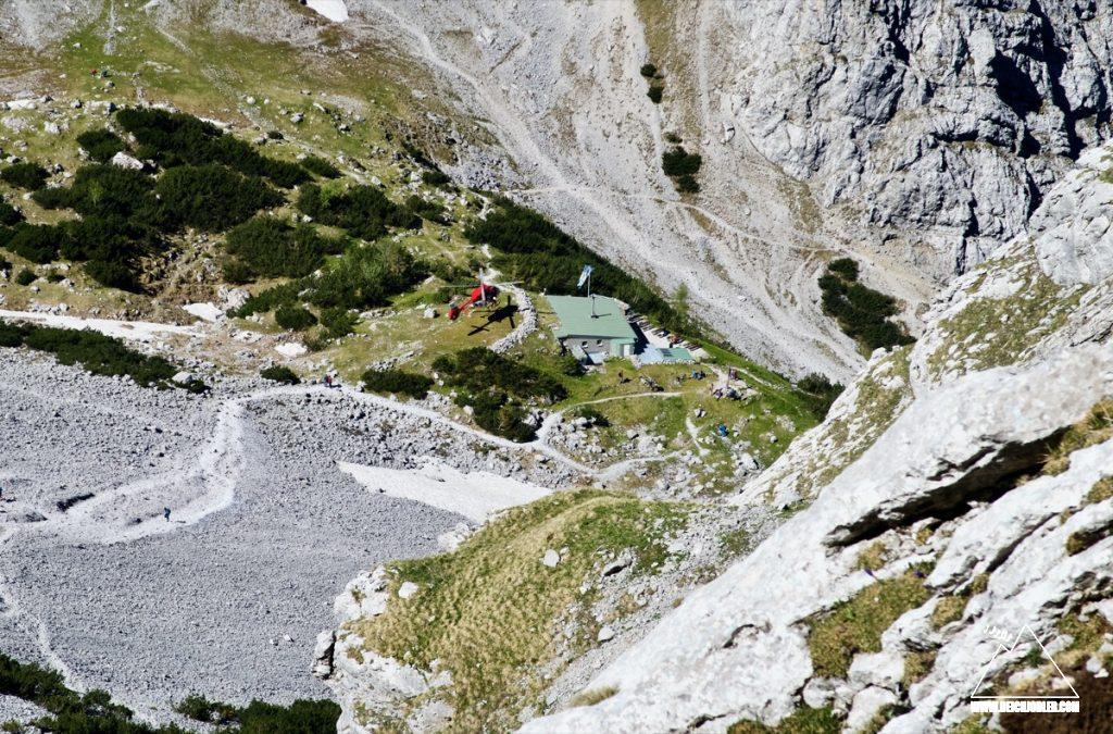 Dammkarhütte