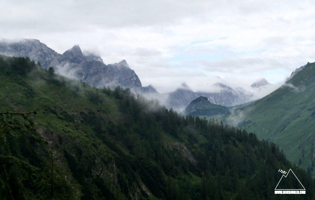 Karwendel-Hauptkamm
