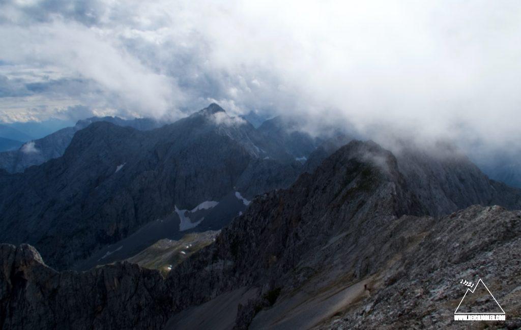 Karwendel Wolken
