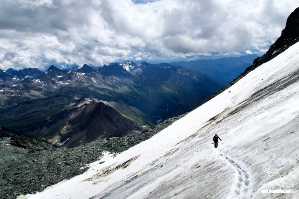 Abstieg Großglockner
