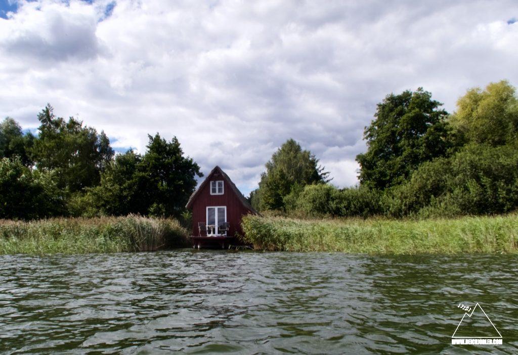 Haus am Käbelicksee
