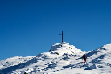 Schaflegerkogel Gipfel