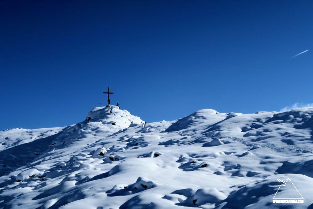 Gipfel Schaflegerkogel