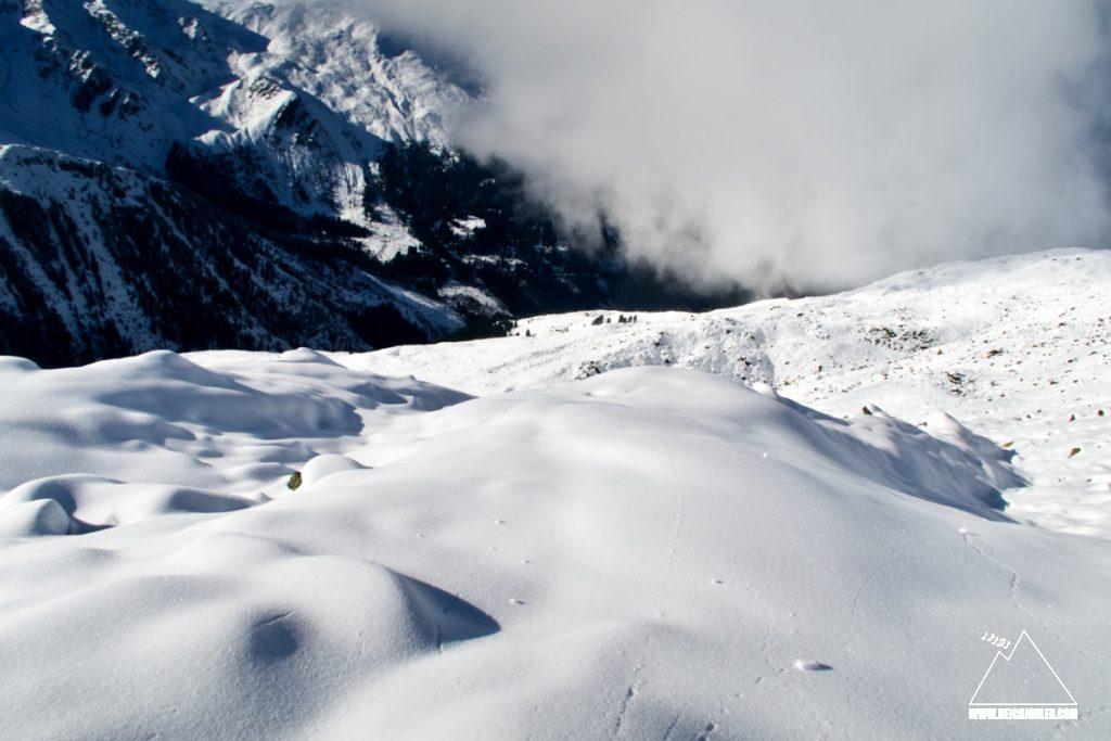 Schneehang