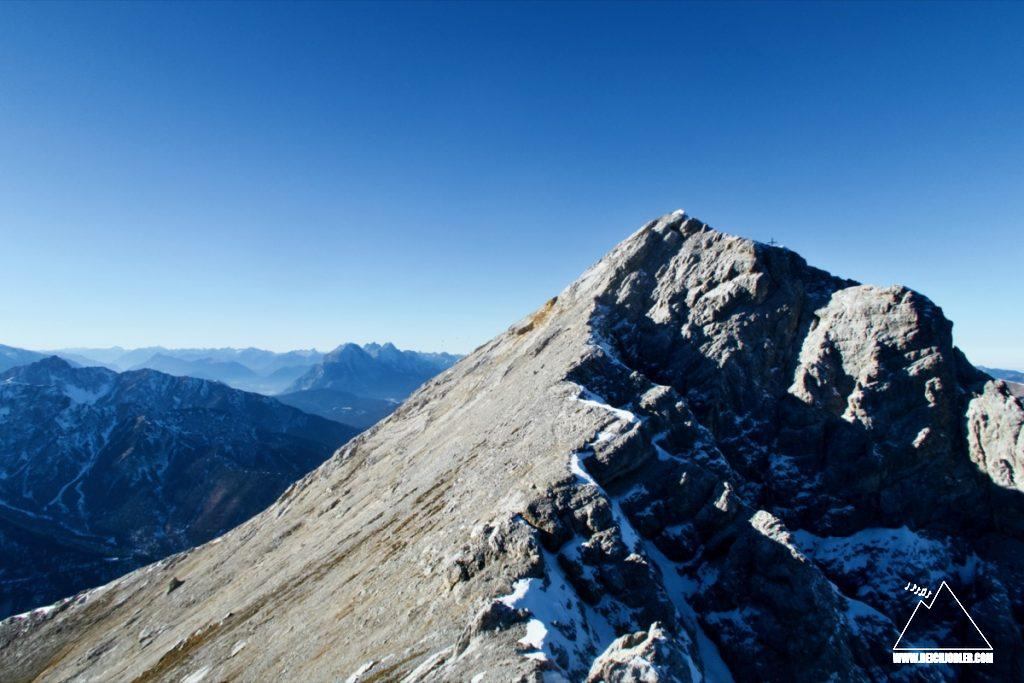 Hoher Gleirsch Gipfel