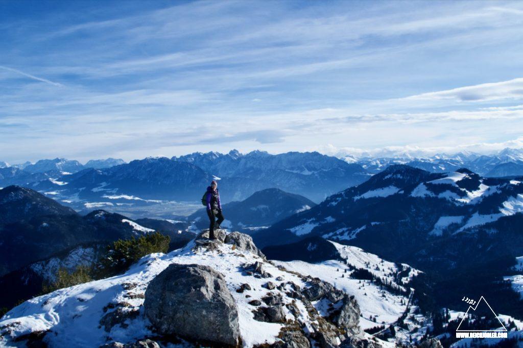 Gipfel Käserwand
