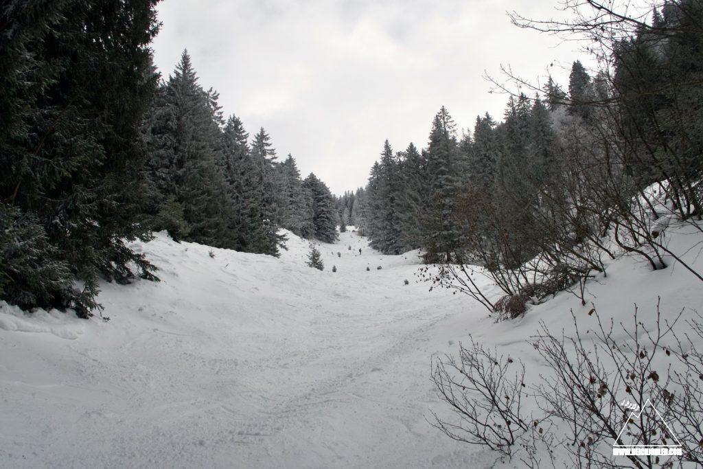 Aufstieg Schönberg