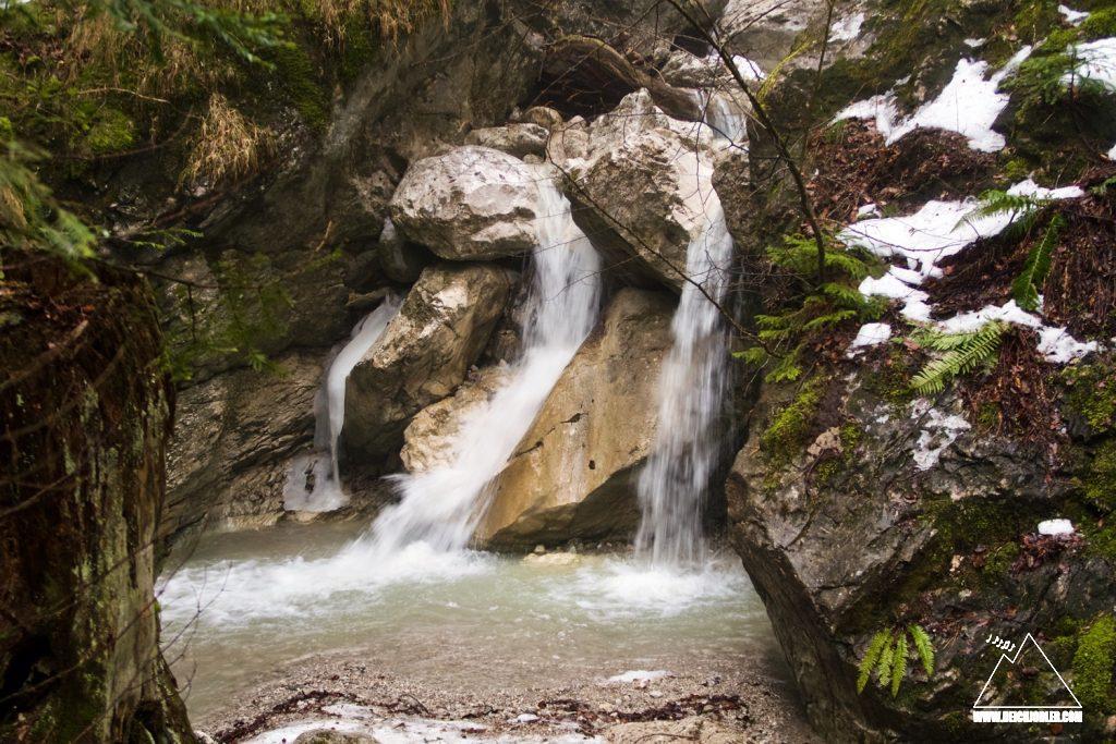 Kaltwasserfälle