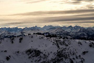 Gipfelblick Röthenstein