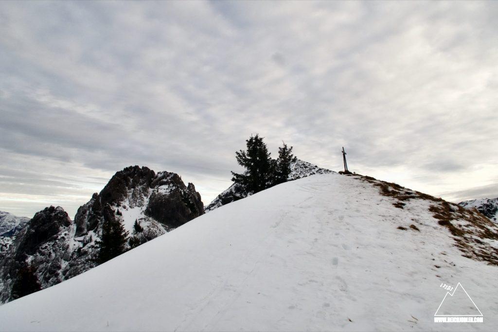 Gipfelkreuz Röthenstein