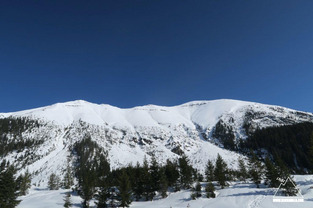 Reißende Lahnspitze und Soiernspitze