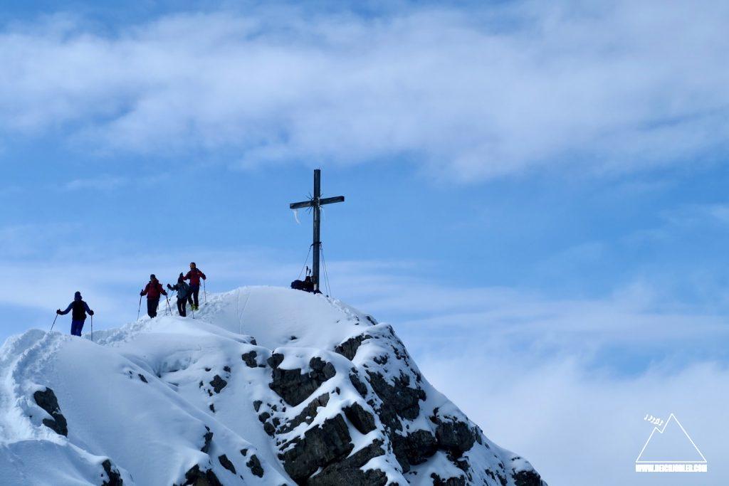 Gipfelkreuz Kreuzspitze